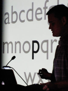 Presenting at TypeCon