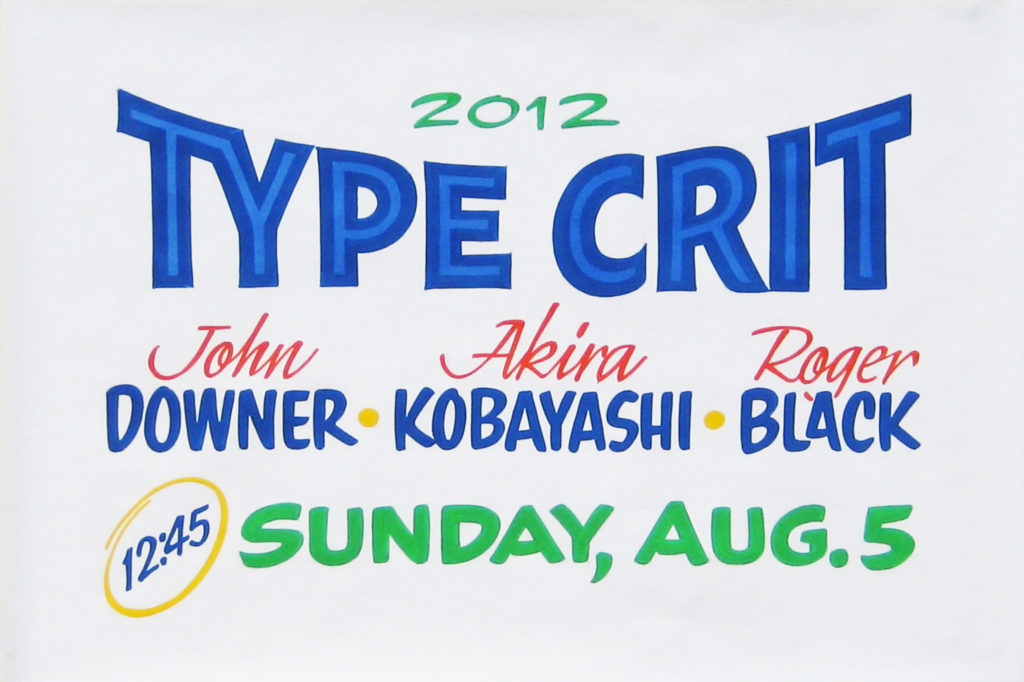 Type Crit Rules!