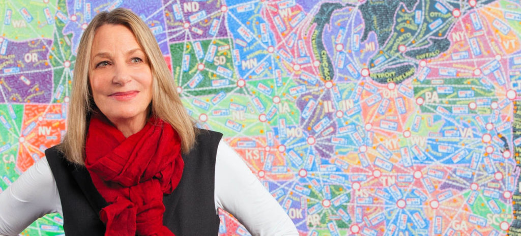 SOTA Typography Award Honors Paula Scher