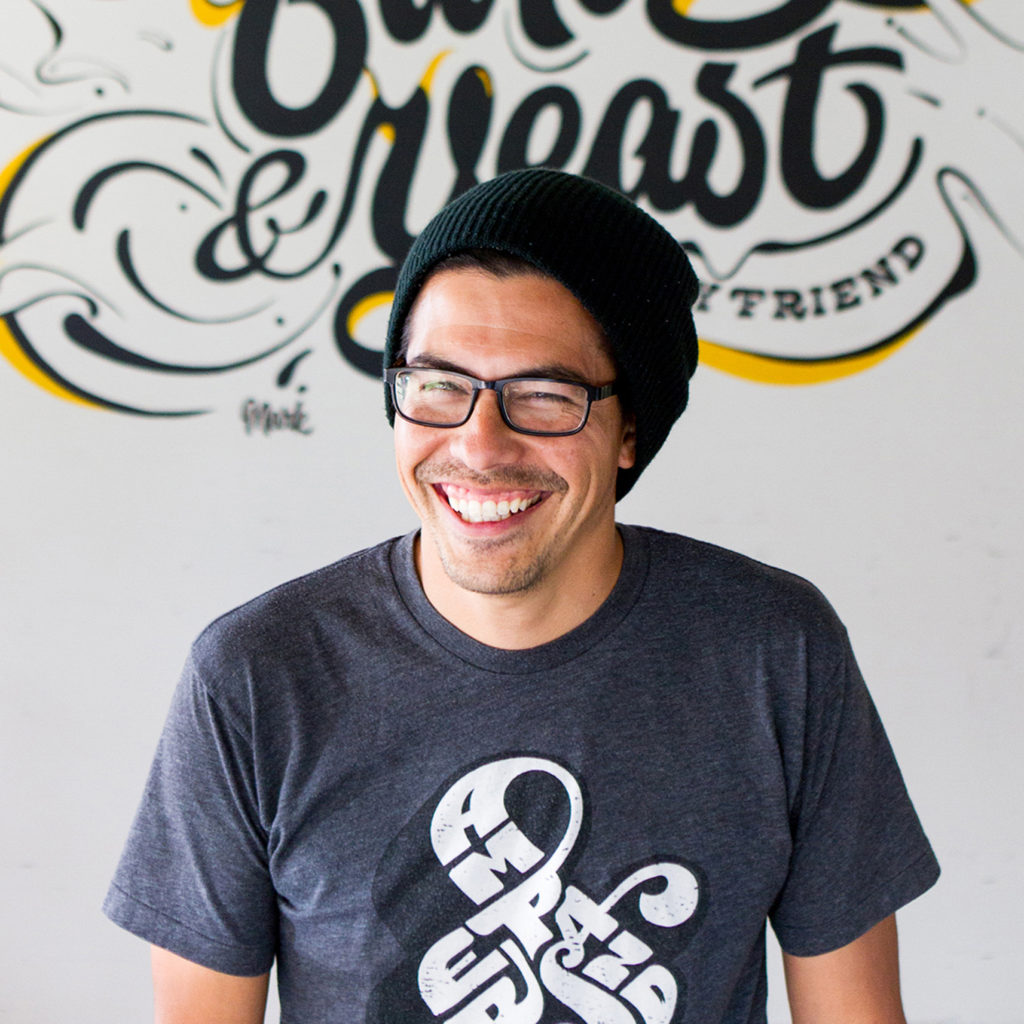 "Mark Caneso is ""Nice"" … and so is his TypeCon identity"