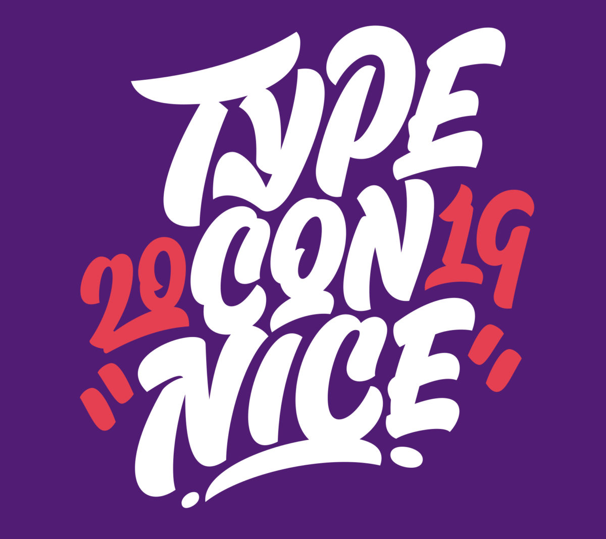 "TypeCon ""Nice"" by Mark Caneso"