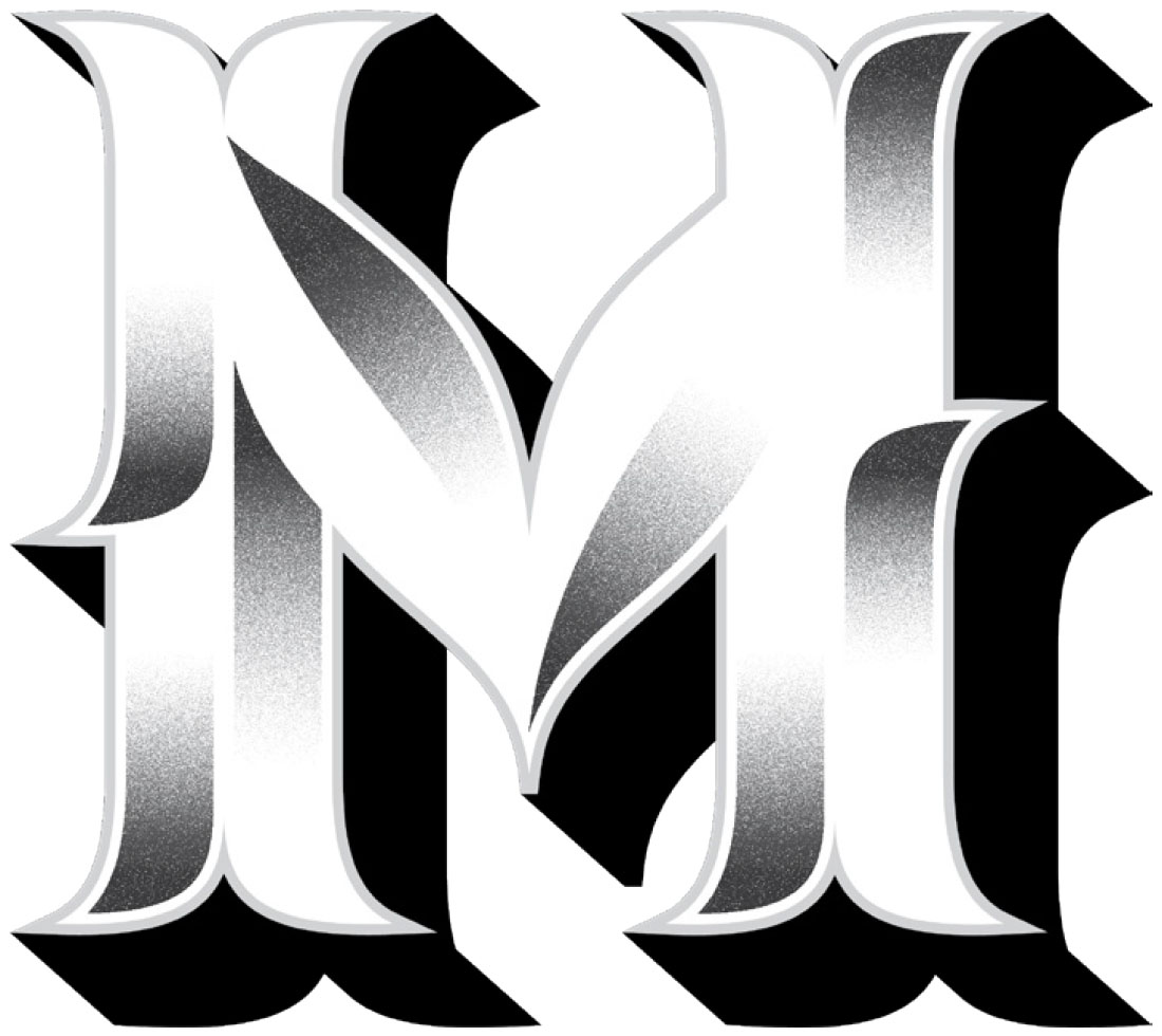 Type by Ruggero Magrì